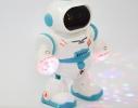 Робот Танцор игрушка на батарейках, свет, звук фото 4
