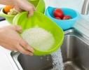 Миска большая 2-в-1 для фруктов, овощей, риса фото