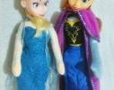 Плюшевая кукла Эльза Холодное Сердце фото 1