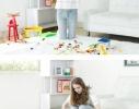 Коврик-сумка для игрушек, органайзер фото 5