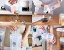 Контейнер пищевой для сыпучих продуктов 4отд 2.5л фото 3