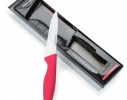 Универсальный керамический нож 21 см фото