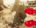 Снежколеп красный - Снежка в форме мяча фото 3