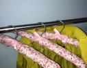 Набор мягких вешалок Винтаж соцветия фото 3