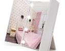 LED Зеркало для макияжа в виде книжечки фото 1