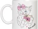Чашка Кошечка - Моя киця фото