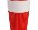 Керамическая термочашка с крышкой Афина фото 1