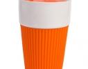 Керамическая термочашка с крышкой Афина фото