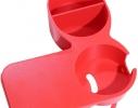 Многофункциональный настольный держатель чашки на зажиме фото 1