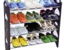 Органайзер для обуви Stackable Shoe Rack фото 2