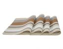 Комплект из 4-х сервировочных ковриков фото 3