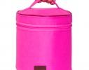 Круглый органайзер для косметики Розовый фото