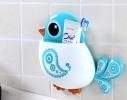 Держатель для зубных щеток и пасты Птичка фото 3