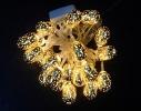 Гирлянда Цилиндр Золото LED 20 фото 2