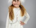 Детский карнавальный костюм Кошечка фото 1