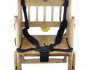 Ремень безопасности для коляски, стульчиков, велокресел фото 2