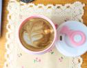Чашка складная силиконовая Collapsible 5332 350мл, розовая фото 4