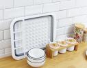 Складная универсальная сушилка для посуды и продуктов фото 5