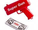 Пистолет Денежный Super Money Gun фото