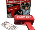 Пистолет Денежный Super Money Gun фото 1