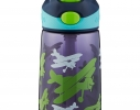 Детская бутылка Navy with Chartreuse Contigo фото 1