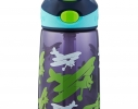 Детская бутылка Navy with Chartreuse Contigo фото 6