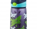 Детская бутылка Navy with Chartreuse Contigo фото