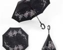 Ветрозащитный зонт обратного сложения UP-brella фото 9