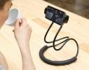 Подставка - держатель на шею, на стол для смартфона фото 2