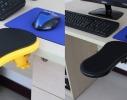 Подставка под запястье для работы на компьютере фото 1