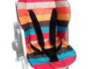 Ремень безопасности для коляски, стульчиков, велокресел фото 1