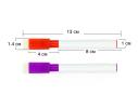 Набор маркеров красный/фиолетовый фото 5