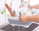 Складная универсальная сушилка для посуды и продуктов фото 6