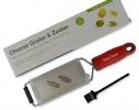 Металлическая терка для сыра и овощей высокого качества фото 5