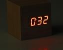 Часы Куб 6х6х6 см фото 2