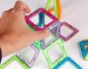 Магнитный развивающий 3D конструктор Mag Puzzle 40 Деталей фото 2, купить, цена