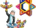 Магнитный развивающий 3D конструктор Mag Puzzle 40 Деталей фото 4, купить, цена