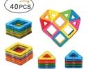 Магнитный развивающий 3D конструктор Mag Puzzle 40 Деталей фото 1, купить, цена