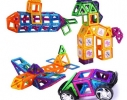 Магнитный развивающий 3D конструктор Mag Puzzle 40 Деталей фото 6, купить, цена
