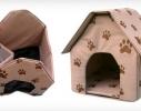 Переносная будка для собак Portable Dog House фото 1