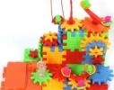 Детский музыкально-световой конструктор Билдинг блок фото
