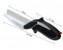 Умный нож 2 в 1 Smart Cutter фото 3