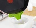 Лейка силиконовая - слив, носик для кастрюль Антибрызги фото 2