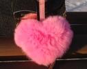 Сердце - брелок Luxury фото
