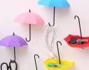 """Крючок - ключница универсальная """"Зонтики"""" для ключей, очков и мелочей фото 1, купить, цена"""