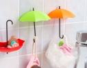 """Крючок - ключница универсальная """"Зонтики"""" для ключей, очков и мелочей фото 2, купить, цена"""