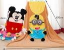 """Одеяло - подушка, игрушка """"Минни"""" большое фото 1, купить, цена"""