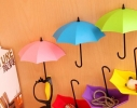 """Крючок - ключница универсальная """"Зонтики"""" для ключей, очков и мелочей фото 4, купить, цена"""