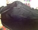 Пляжная текстильная летняя сумка для пляжа и прогулок Цветы фото 4