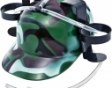 Шлем для напитков Веселый Роджер на охоте фото 2